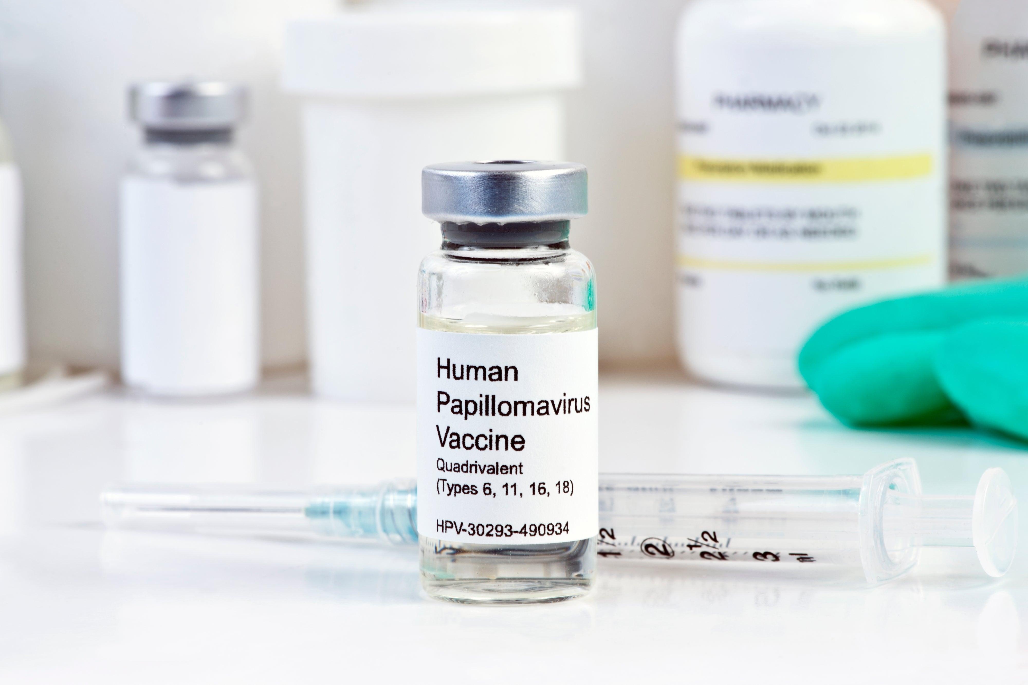 hpv new medicine
