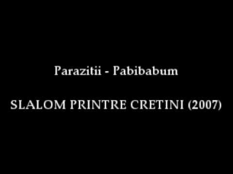 parazitii pabibabum parazitii intestinali si constipatia