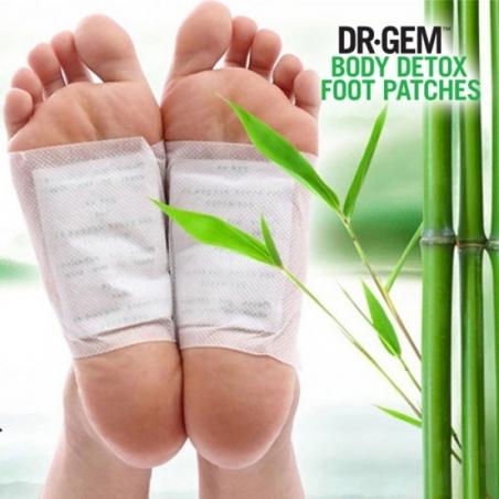 plasturi detoxifiere picioare