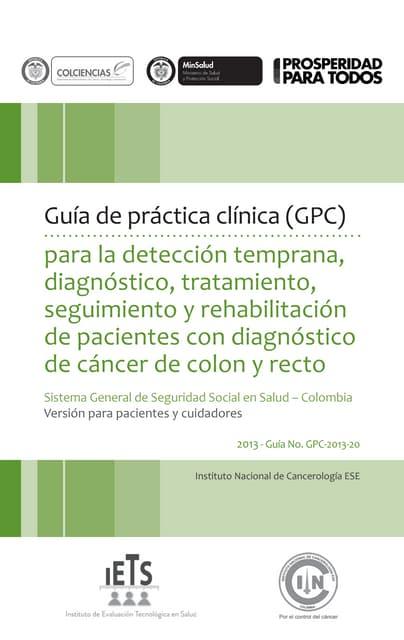 cancer colon gpc