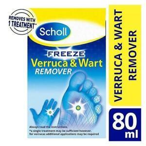 wart foot spray