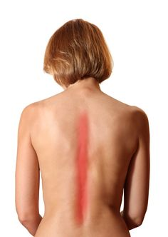 can hpv virus cause back pain