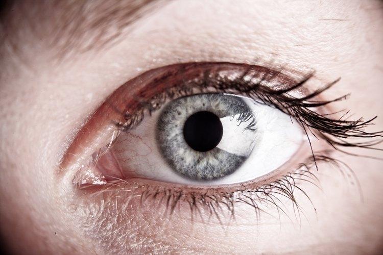 oxiuros en los ojos