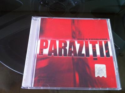 parazitii o cheama album