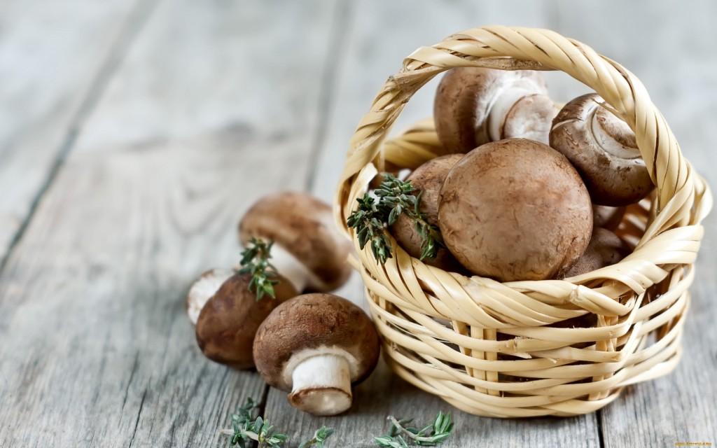 ciuperci 100 g calorii