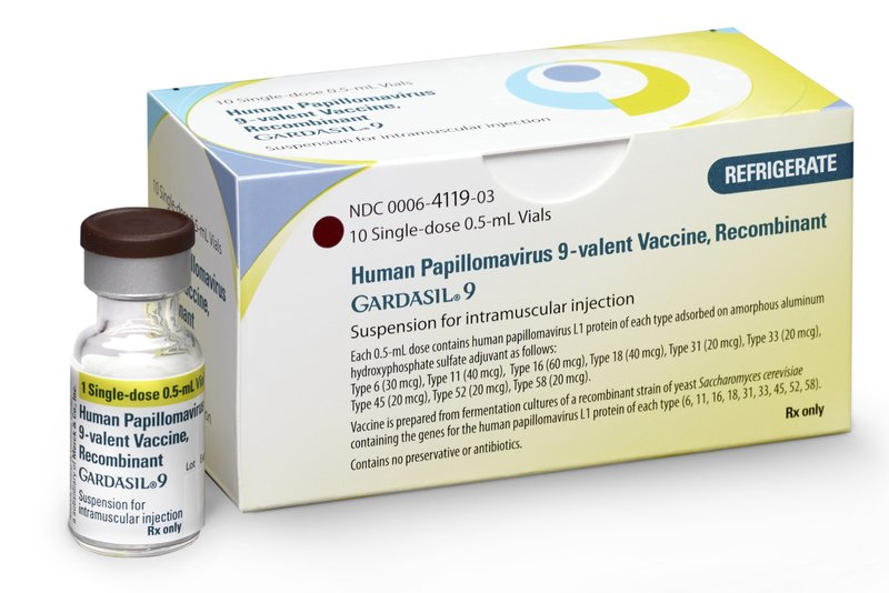 hpv vaccine and brain cancer peritoneal cancer prevention