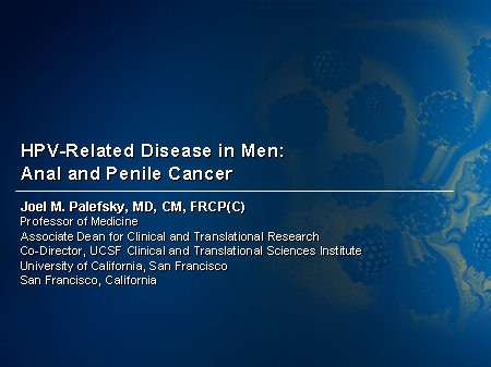 hpv penile carcinoma anthelmintic action