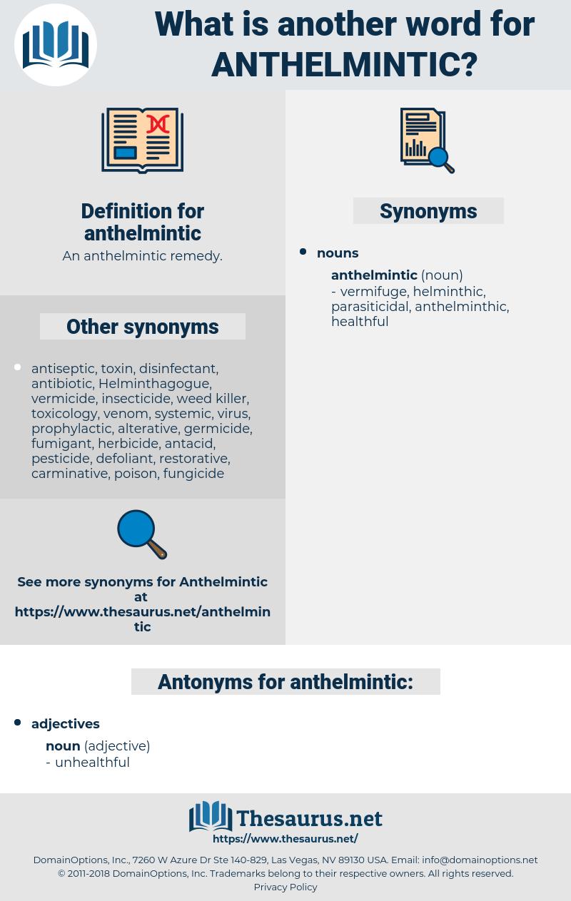 an anthelmintic definition test papillomavirus negativo