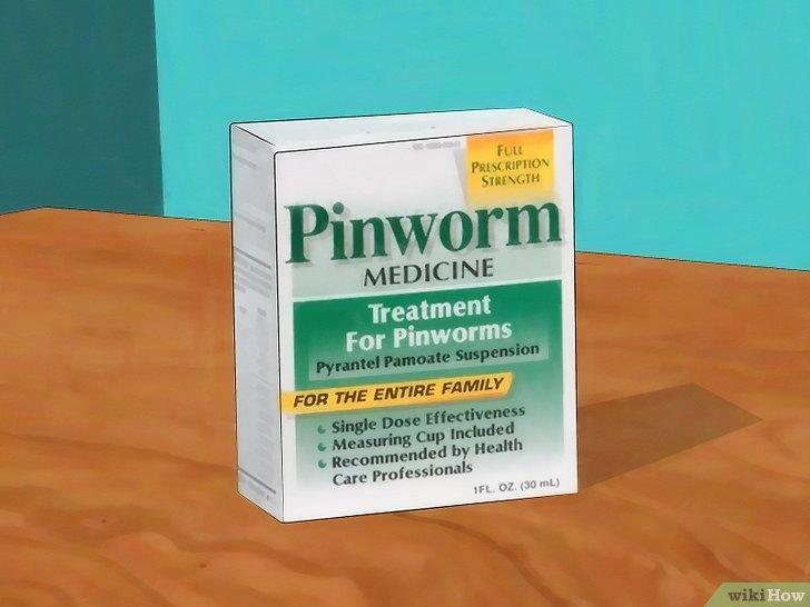 farmaco contra oxiuros