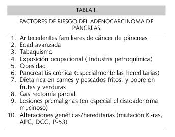 cancer pancreas metastasis pronostic oxiuros que e