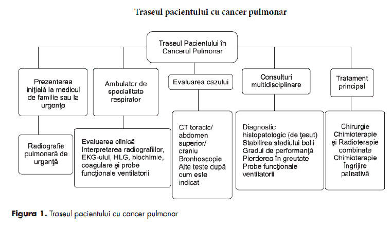 Cancerul bronhopulmonar- de la simptome, diagnostic și tratament - adventube.ro