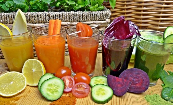 detoxifierea organismului alimente cura papilloma virus gola