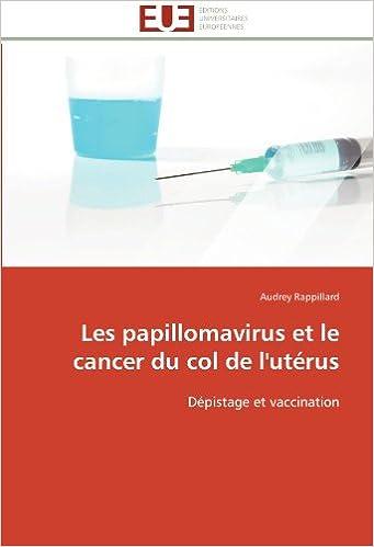 cancer du col de luterus hpv 16
