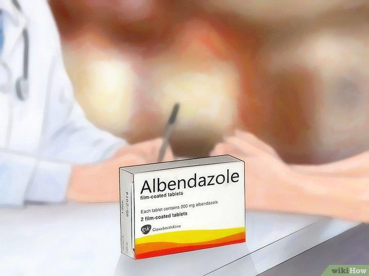 farmacos contra oxiuros