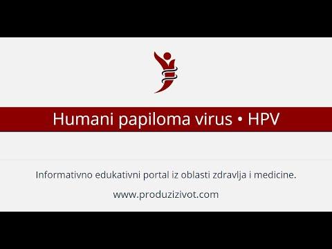 hpv virus kod zena simptomi