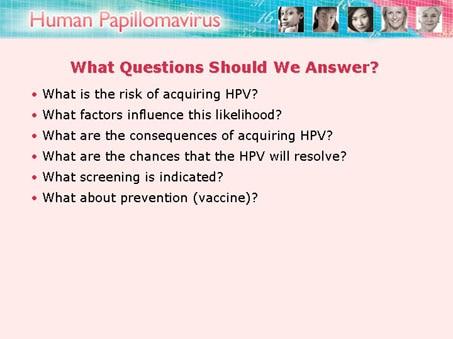 human papillomavirus questions quinoa flatulenta
