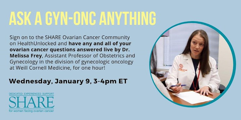 ovarian cancer questions to ask your oncologist